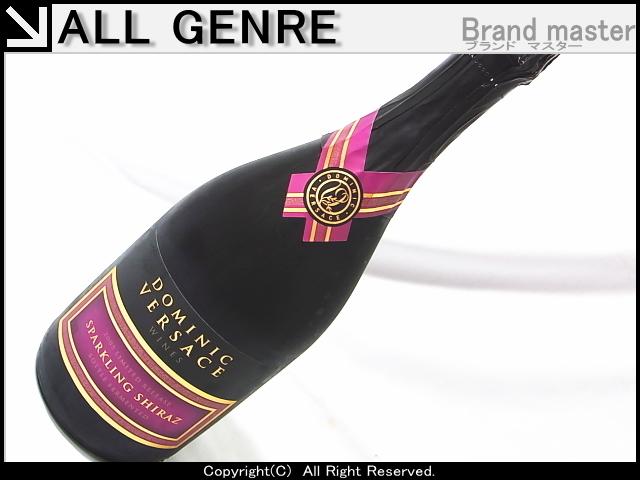 新品未開封 ドミニク ヴェルサーチ DOMINIC VERSACE 赤 スパークリング シラーズ ワイン シラーズ 2005_画像1