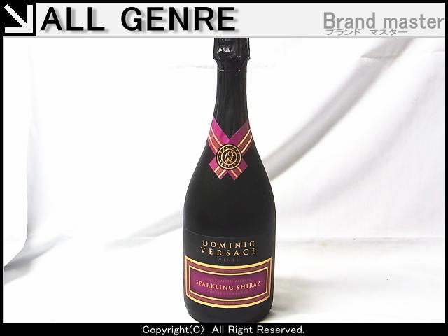 新品未開封 ドミニク ヴェルサーチ DOMINIC VERSACE 赤 スパークリング シラーズ ワイン シラーズ 2005_画像2