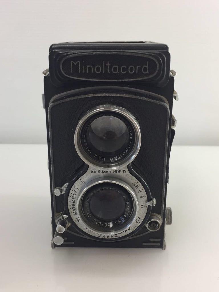 ◆ Minolta cord (ミノルタコード )◆ジャンク_画像1