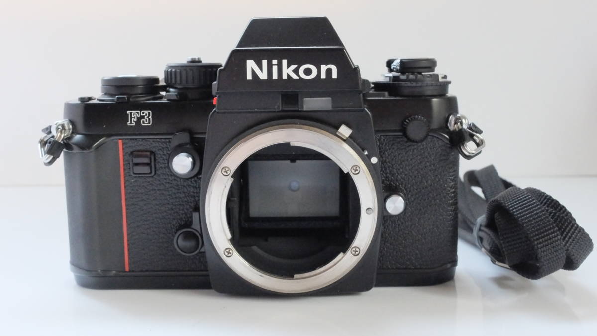 ★超極上美品★ニコン Nikon F3 ボディ No.1875253 ★送料無料★#76