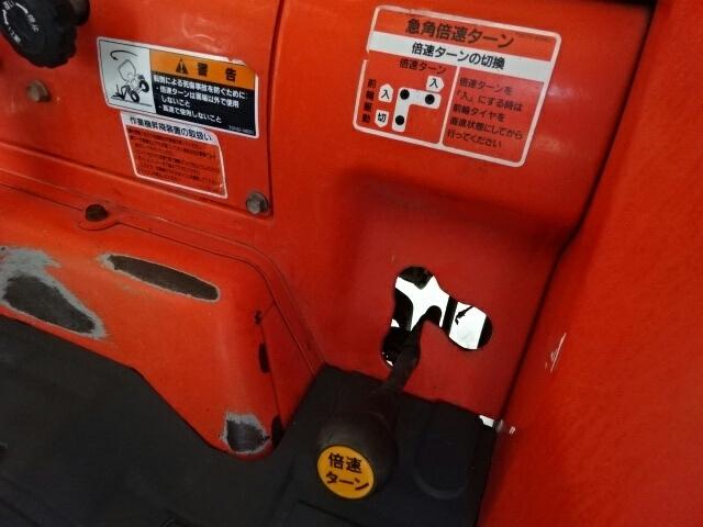 ☆宮崎発☆★売切り★☆ 日の本 トラクター NX337 (クボタGL337) ハイスピード 33馬力 パワステ モンロー フル装備!_画像8