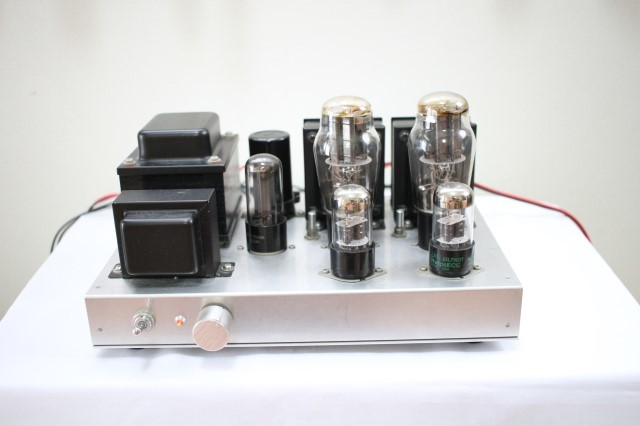 tube amplifier 2A3/6SL7 SRPP single stereo amplifier : Real Yahoo