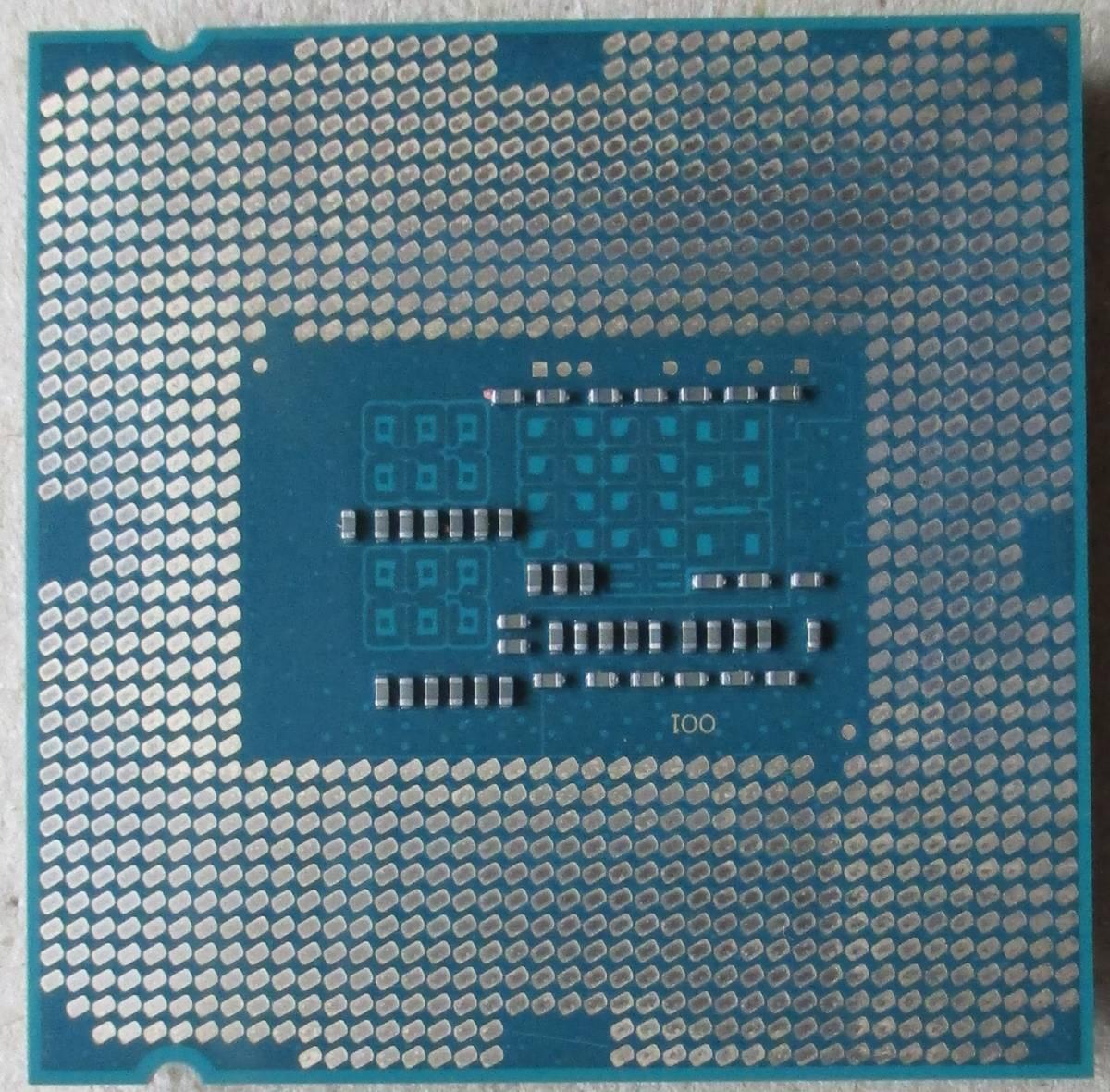MSI Mini-ITXマザボード[H81I]+INTEL Celeron G1840 2.8GHz (LGA1150) 簡易動作確認済み中古品_画像4