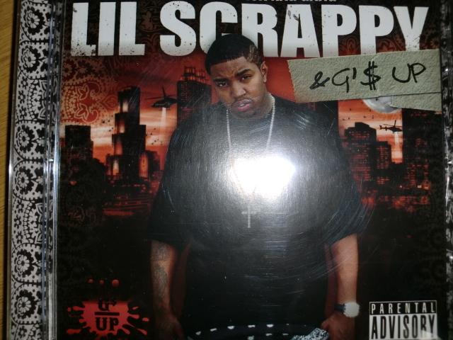 美品 Lil Scrappy [Silence & Secrecy: Black Rag Gang][South] lil wayne flip ugk bun b young vet pooh baby lil jon Crime Mob