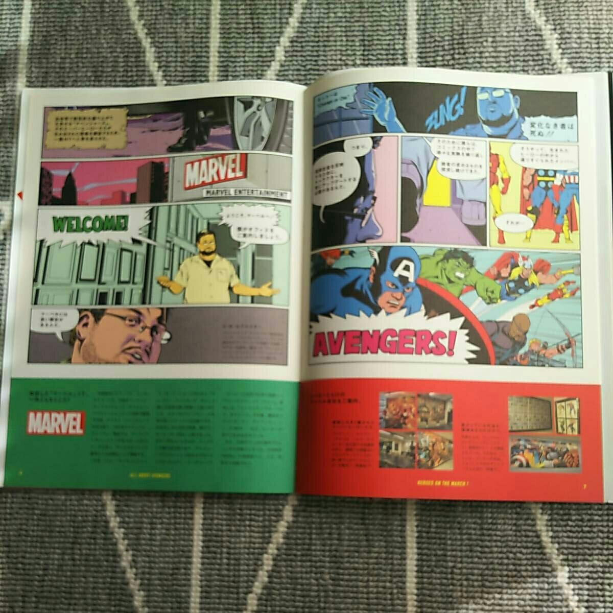 BRUTUS HEROES アメコミ アベンジャーズ MARVEL スパイダーマン キャプテンアメリカ アイアンマン ハルク ヴェノム スタンリー マーベル_画像6
