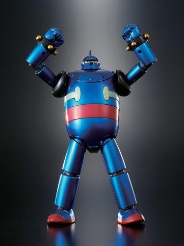 バンダイ 超合金魂 鉄人28号 GX-24M ブルーメタルバージョン ブルーメタリック フィギュア 即決 同梱可能 未開封 新品_画像2