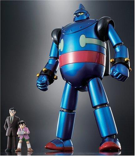 バンダイ 超合金魂 鉄人28号 GX-24M ブルーメタルバージョン ブルーメタリック フィギュア 即決 同梱可能 未開封 新品_画像1