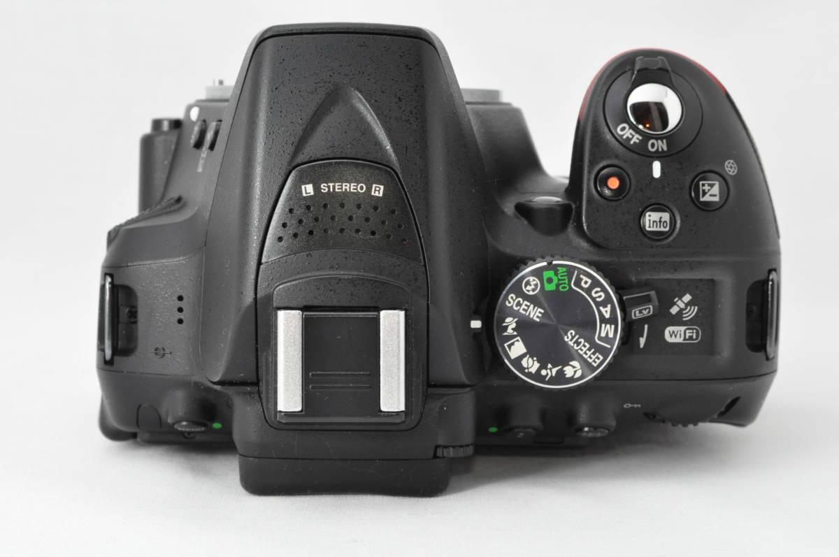 ★極上美品!★ Nikon ニコン D5300 レンズセット (AF-S DX 18-55mm 1:3.5-5.6G VR) 元箱・おまけ付き★付属品は未使用品有り_画像3