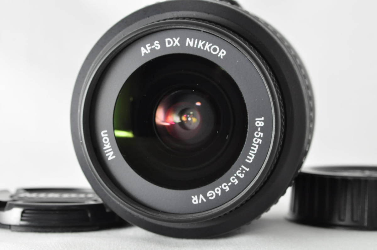 ★極上美品!★ Nikon ニコン D5300 レンズセット (AF-S DX 18-55mm 1:3.5-5.6G VR) 元箱・おまけ付き★付属品は未使用品有り_画像7