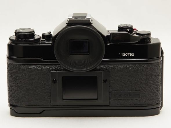 中古美品 動作確認済 Canon A-1 キヤノン フィルム一眼レフカメラ FDマウント_画像2
