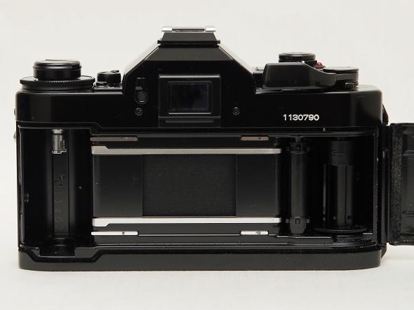 中古美品 動作確認済 Canon A-1 キヤノン フィルム一眼レフカメラ FDマウント_画像6