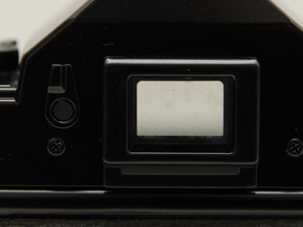 中古美品 動作確認済 Canon A-1 キヤノン フィルム一眼レフカメラ FDマウント_画像9