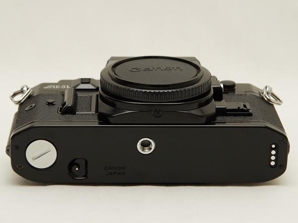 中古美品 動作確認済 Canon A-1 キヤノン フィルム一眼レフカメラ FDマウント_画像10
