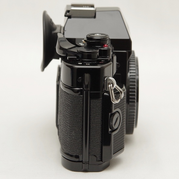 中古美品 動作確認済 Canon A-1 キヤノン フィルム一眼レフカメラ FDマウント_画像4