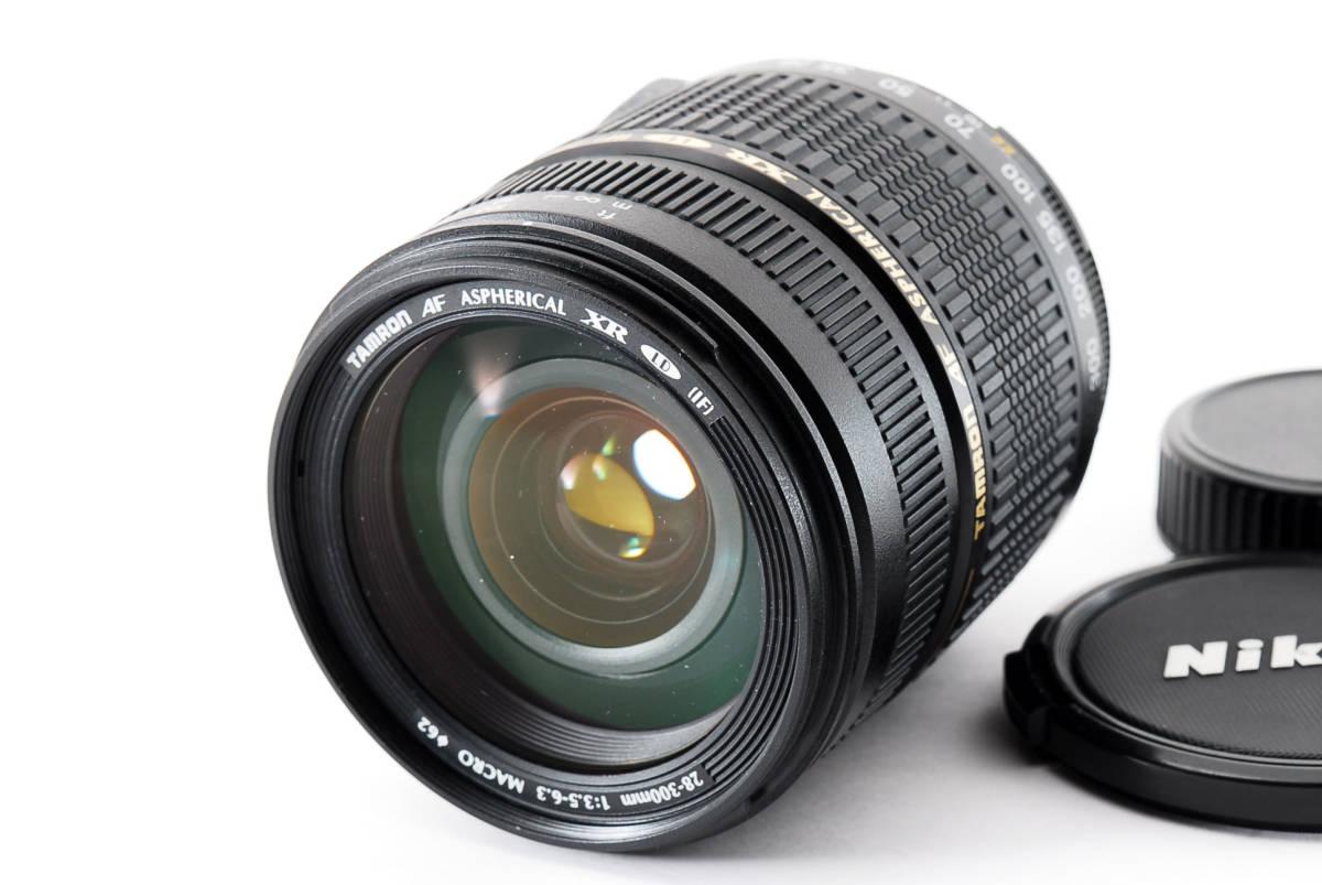 ニコン用 ★超極上品★ TAMRON タムロン AF XR LD 28-300mm f3.5-6.3 MACRO NIKON #332551-142