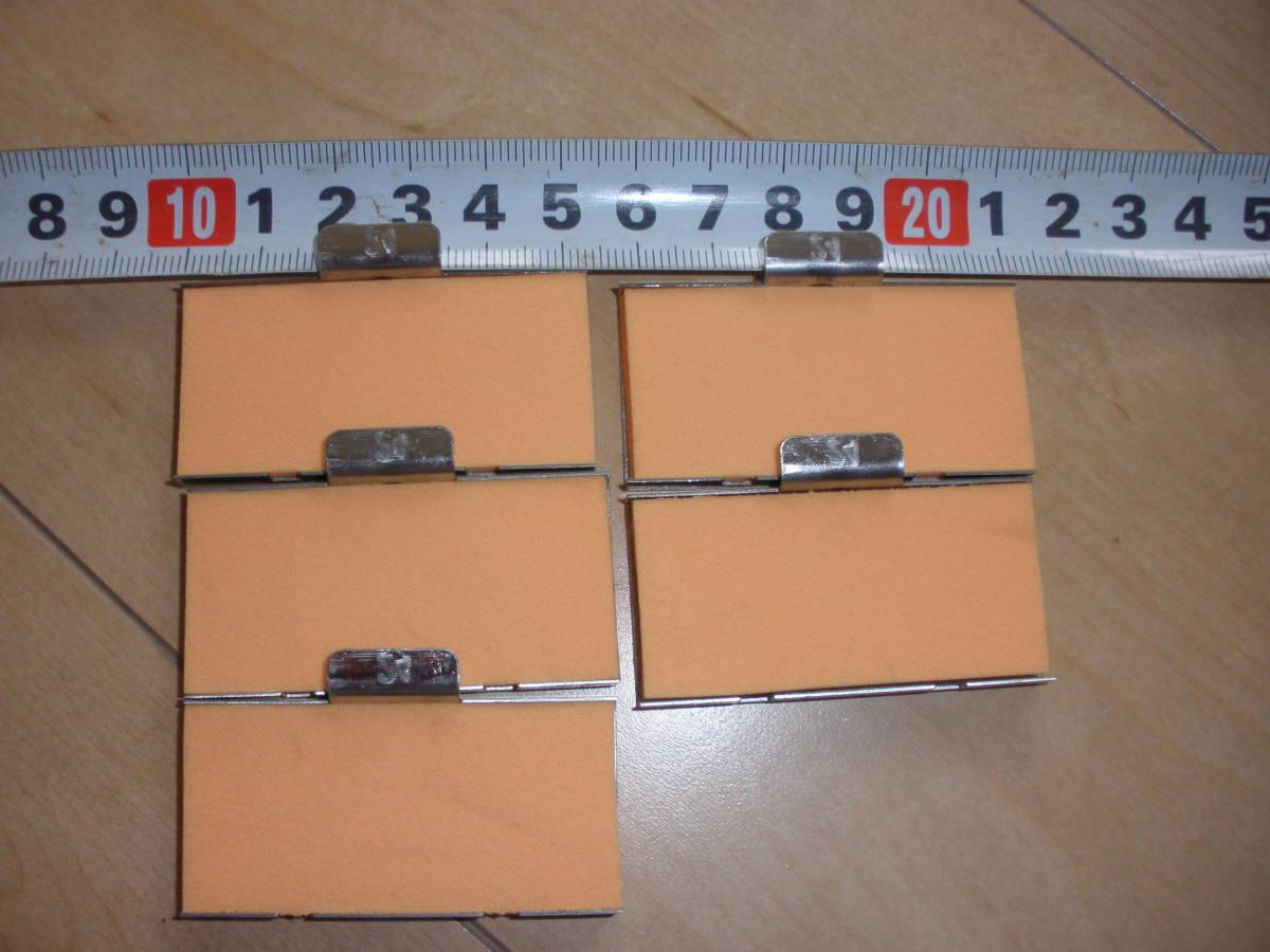 テクノマーク 山崎産業 FT-24用替えパット フラットスタンプF206用 5個 印字 ダンボール 簡易型 送料188円②_画像3