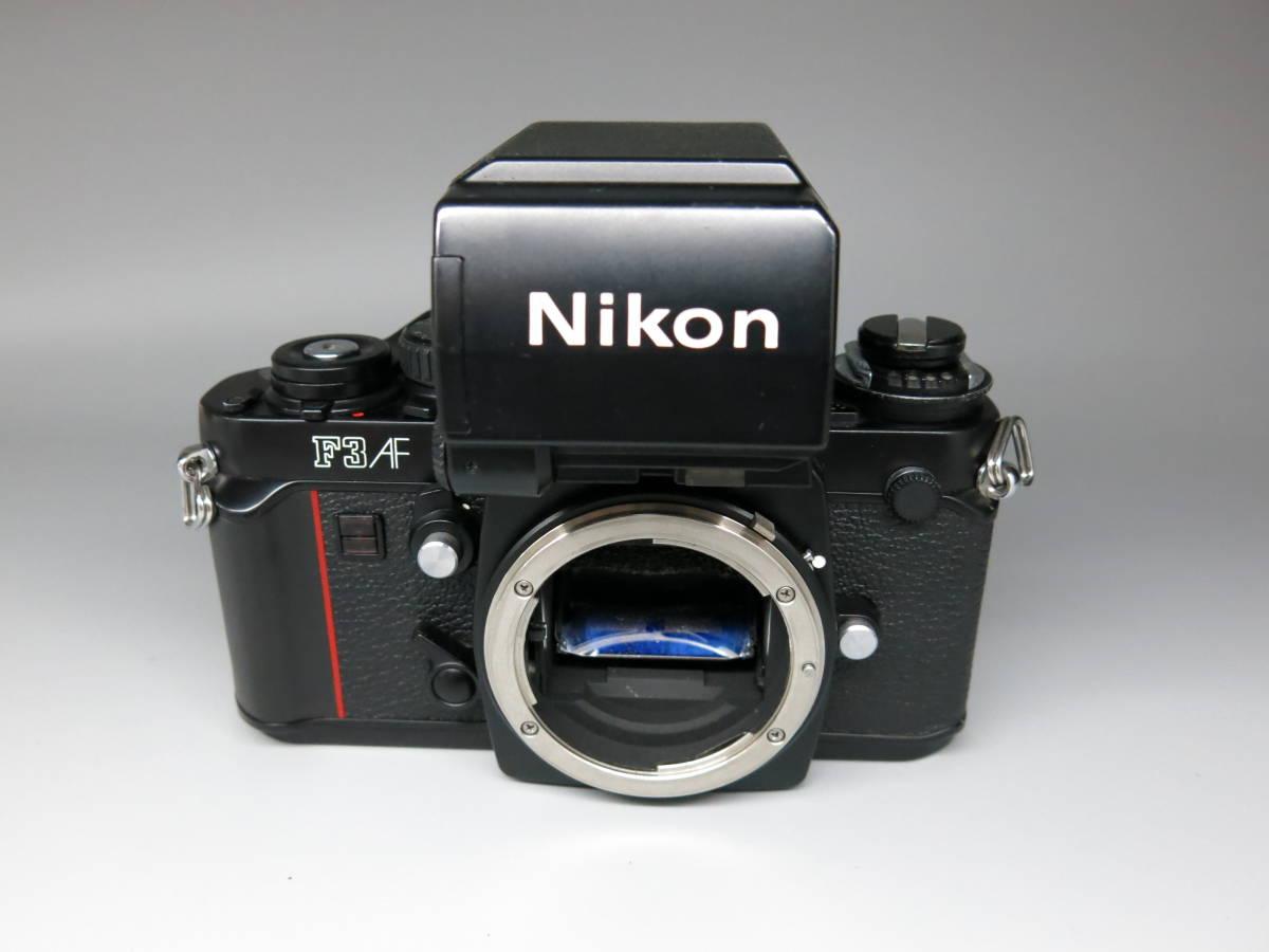 ★ニコン Nikon F3 AF + AF FINDER DX-1★中古フィルムカメラ