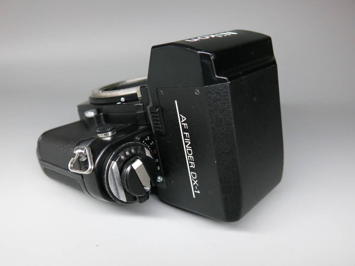 ★ニコン Nikon F3 AF + AF FINDER DX-1★中古フィルムカメラ_画像2