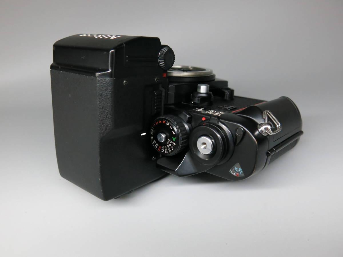 ★ニコン Nikon F3 AF + AF FINDER DX-1★中古フィルムカメラ_画像3