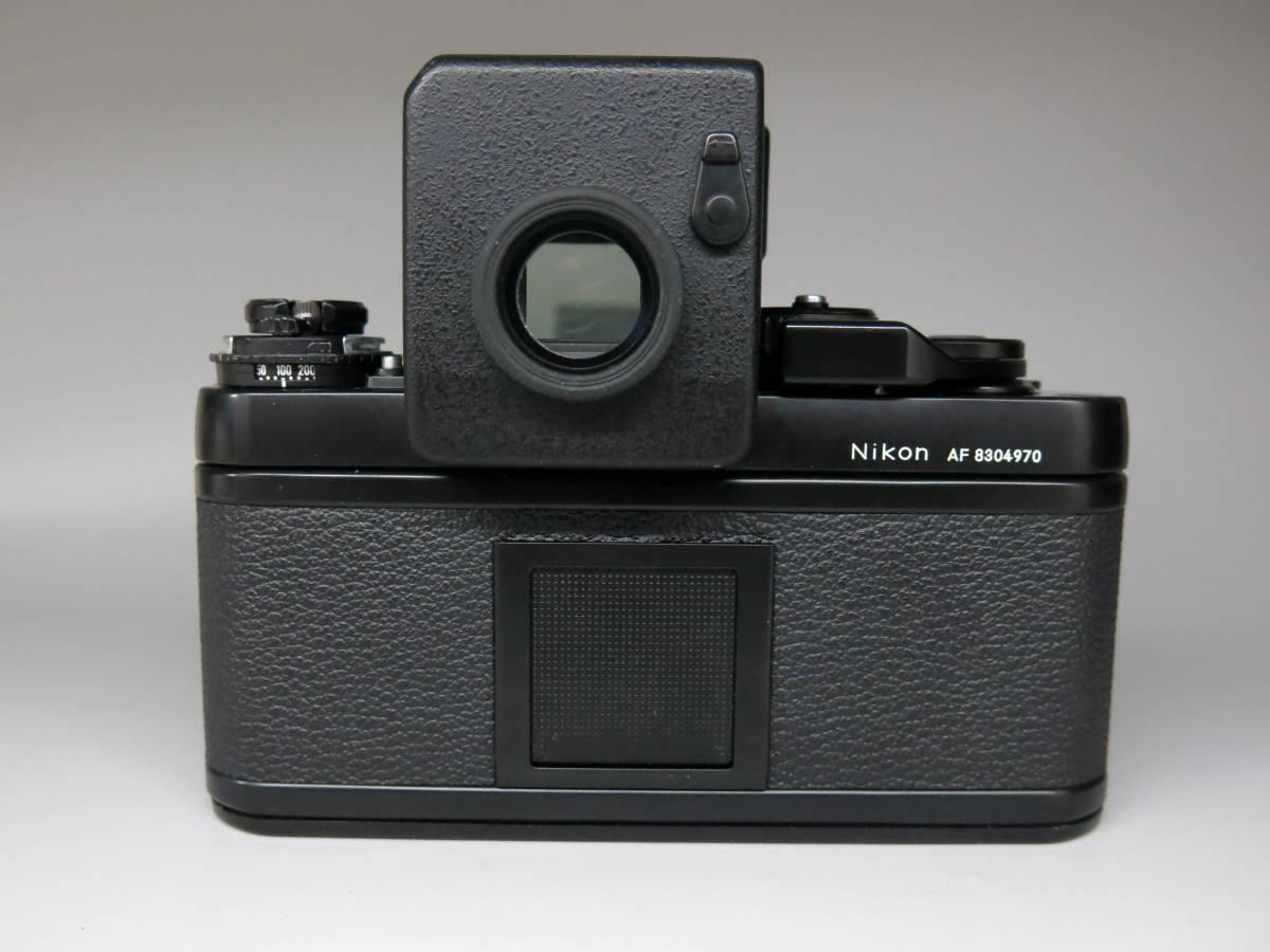 ★ニコン Nikon F3 AF + AF FINDER DX-1★中古フィルムカメラ_画像4