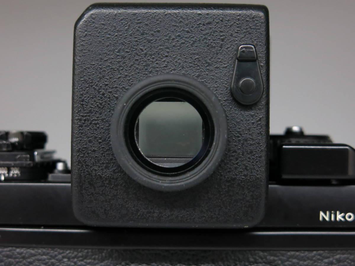 ★ニコン Nikon F3 AF + AF FINDER DX-1★中古フィルムカメラ_画像5