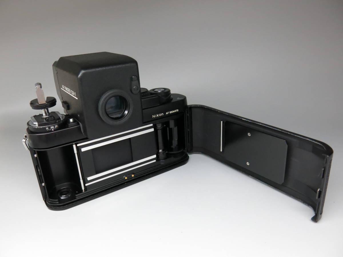 ★ニコン Nikon F3 AF + AF FINDER DX-1★中古フィルムカメラ_画像8
