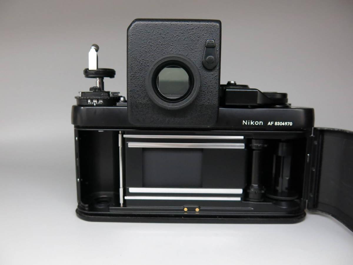 ★ニコン Nikon F3 AF + AF FINDER DX-1★中古フィルムカメラ_画像9