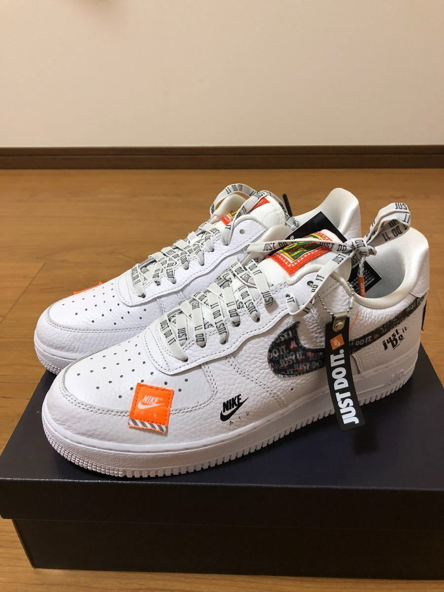29.0cm new goods Nike Air Force 1 Just do it Nike Air Force