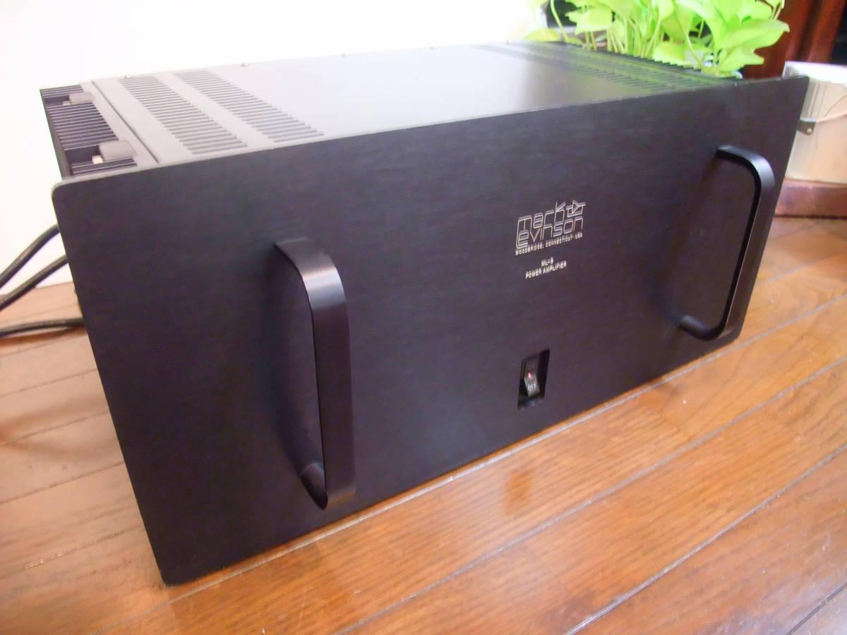 Mark Levinson Mark Levinson power amplifier ML-9remo pin