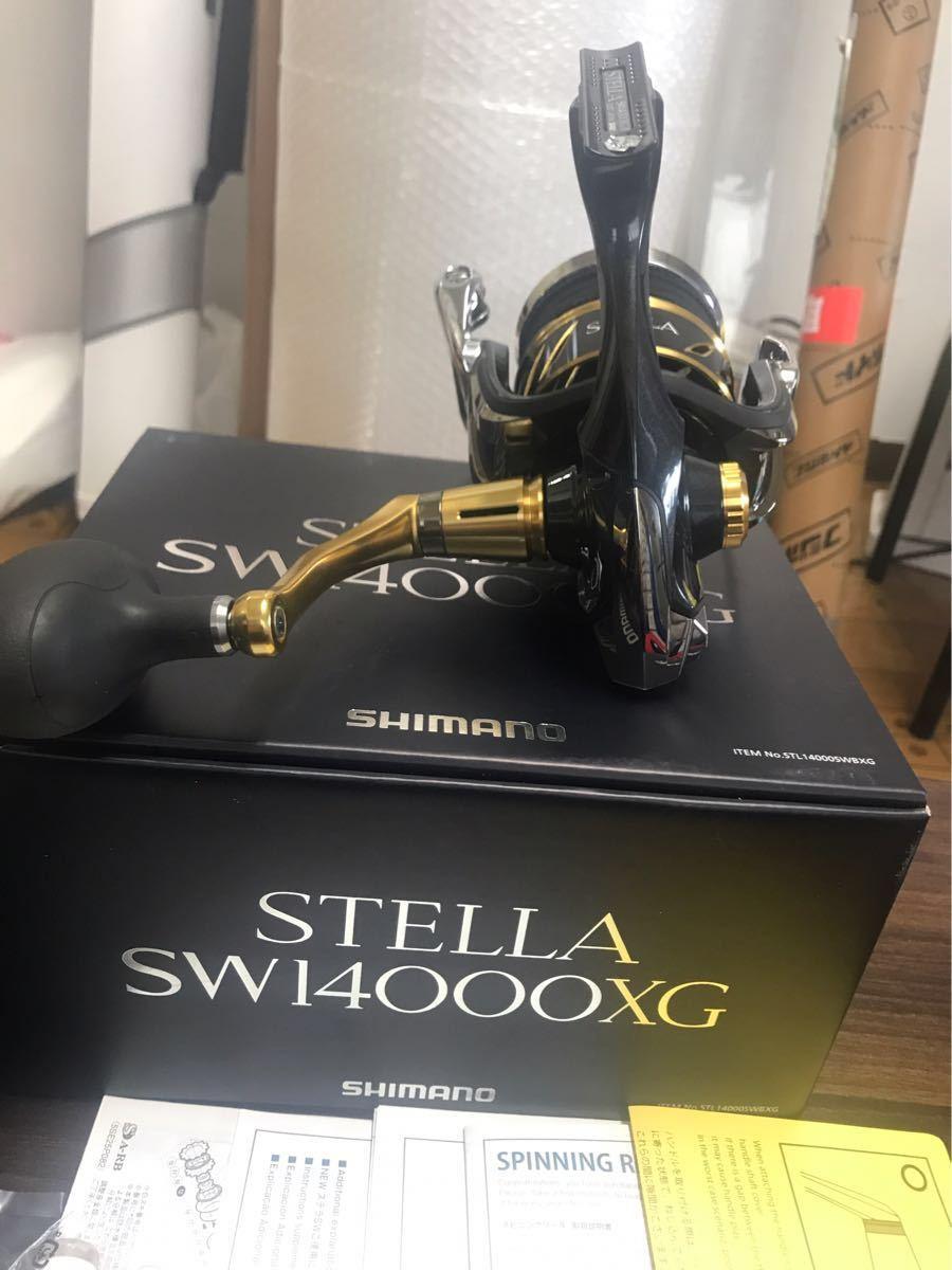 シマノ ステラSW14000xg 使用小 美品_画像5