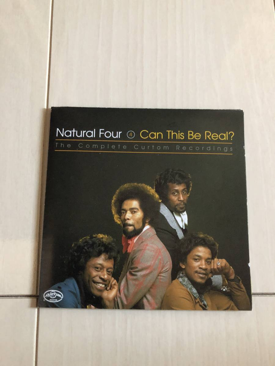 Natural four can this be real