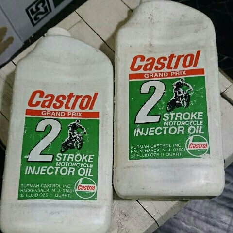rare ultra rare that time thing US Castrol GRAND PRIX 2