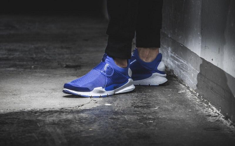 huge discount f064c 059d8 Nike sok dirt SE blue 26cm(US8) new goods unused NIKE SOCK ...