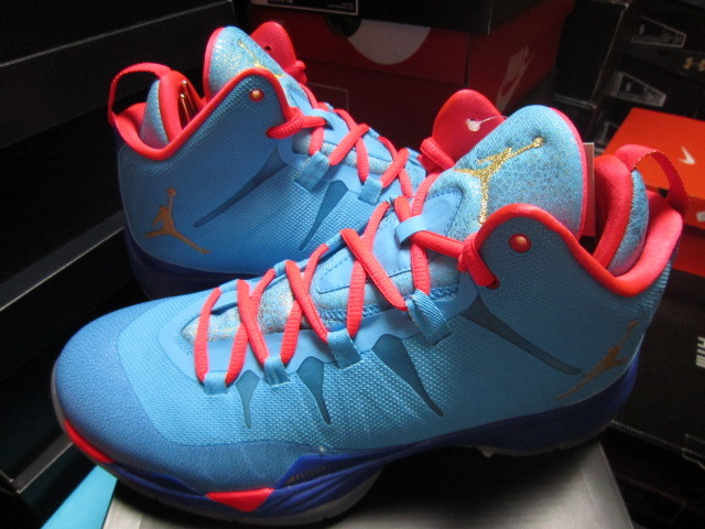 Nike Jordan Super Fly2 (ジョーダン)Allstarカラー us9(27cm)新品_画像2