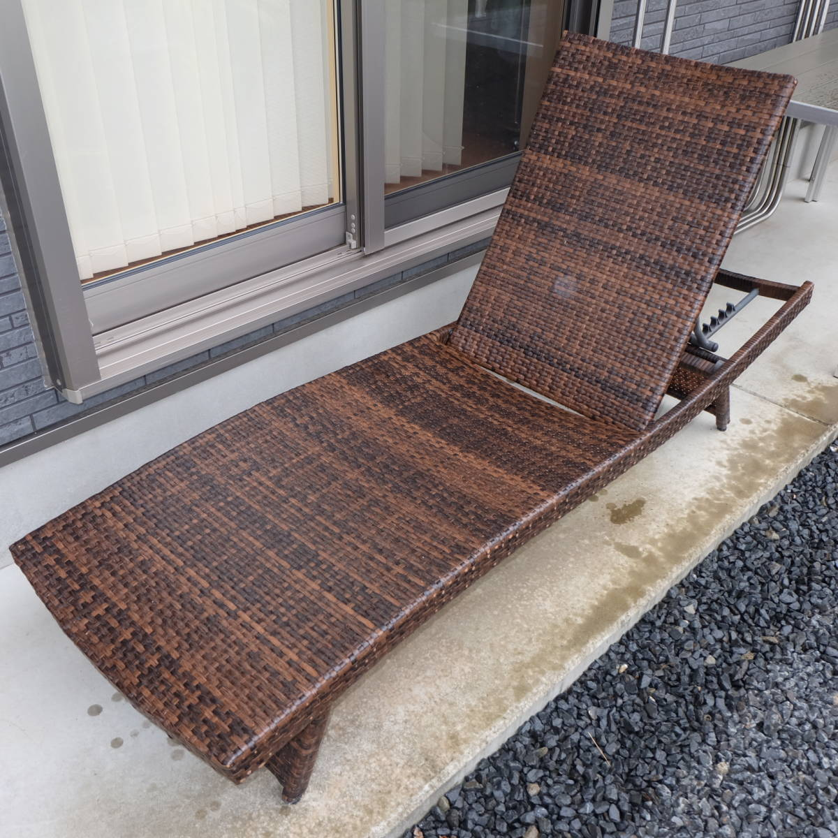 Brilliant Human Work Rattan Outdoors For Chaise Longue Daybed Beach Creativecarmelina Interior Chair Design Creativecarmelinacom