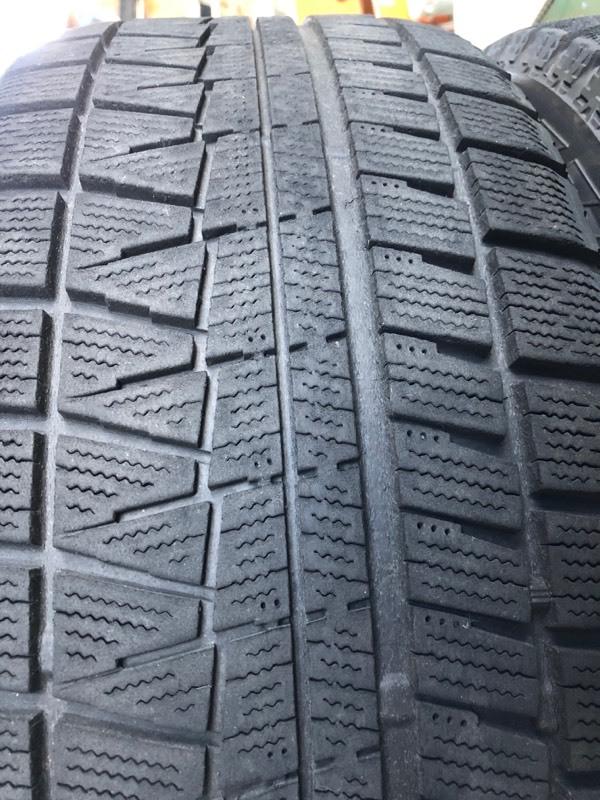 ブリヂストン レボGZ 17インチ 8J +30 5穴 PCD120 225/55R17 4本セット BMW 5シリーズ E60 E61 F10 F11 MOTEC モーテック スタッドレス_画像5