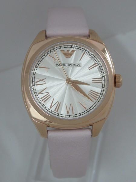 13c5700ee3 【動品】EMPORIO ARMANI AR1951 エンポリオアルマーニ 稼動品 レディース 時計