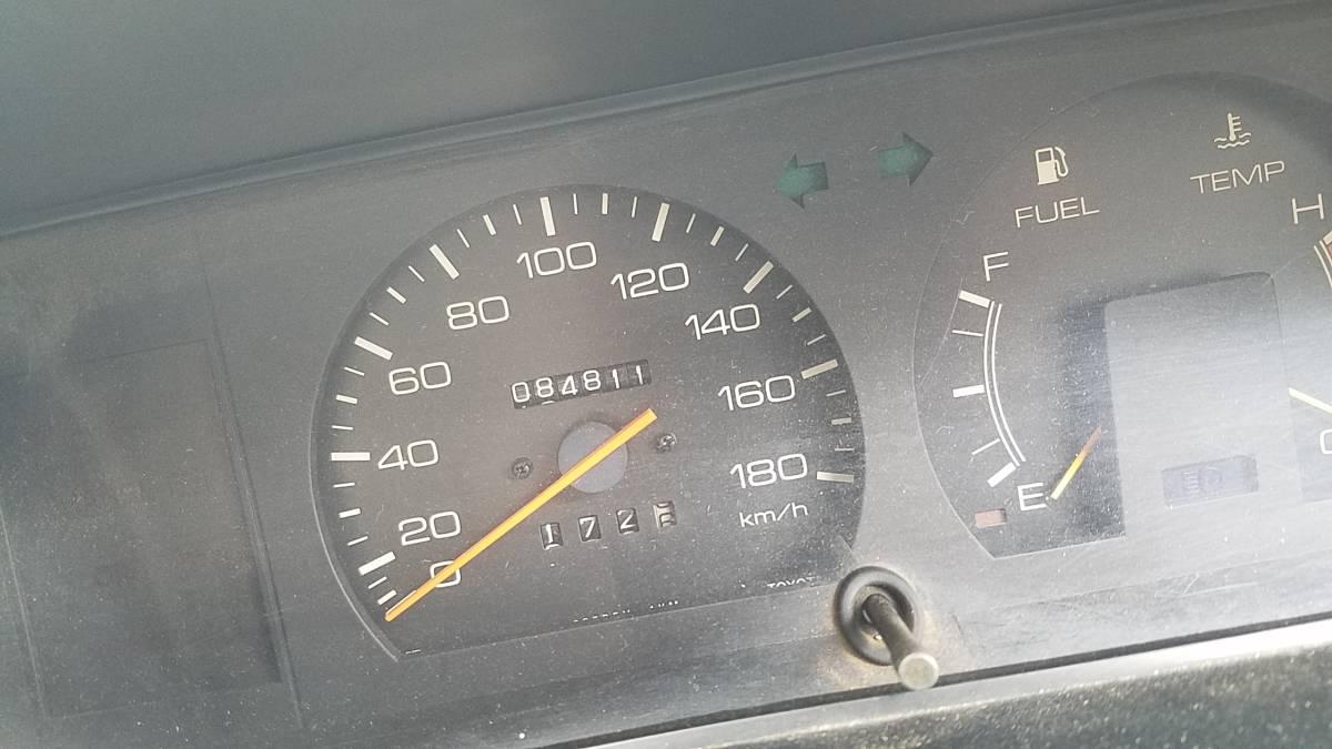 ★豐田花冠復古車,1987車,有Wanx26#39;ona旅遊84811公里文件,★ 編號:j525499329