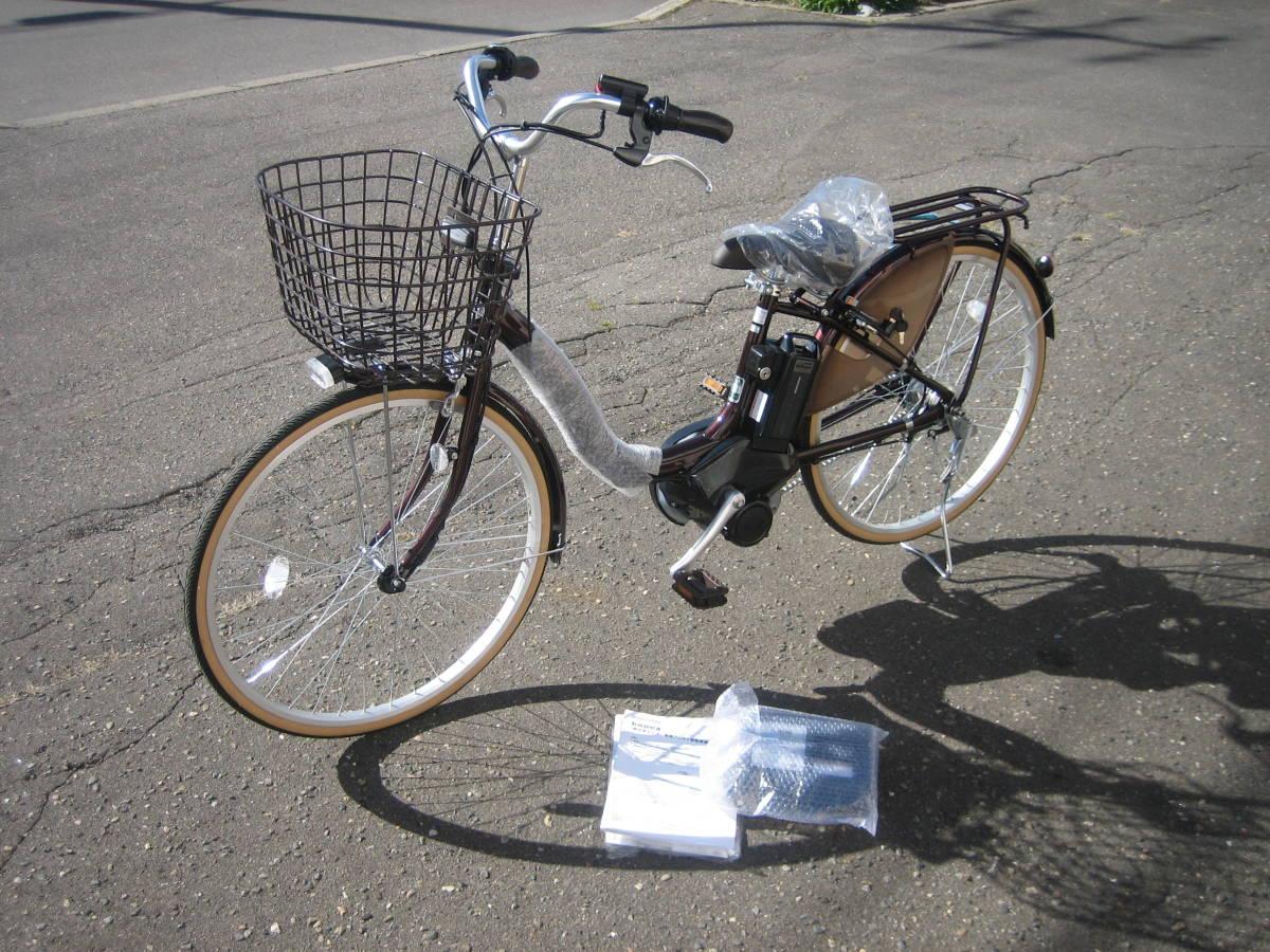 ◆新車・保証付◆ブリヂストン◆電動アシスト自転車◆アシスタファイン◆A6FC18◆26インチ◆_画像1