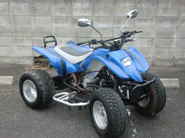 Osaka ] used 4 Wheel Buggy! Chinese made 49CC! service