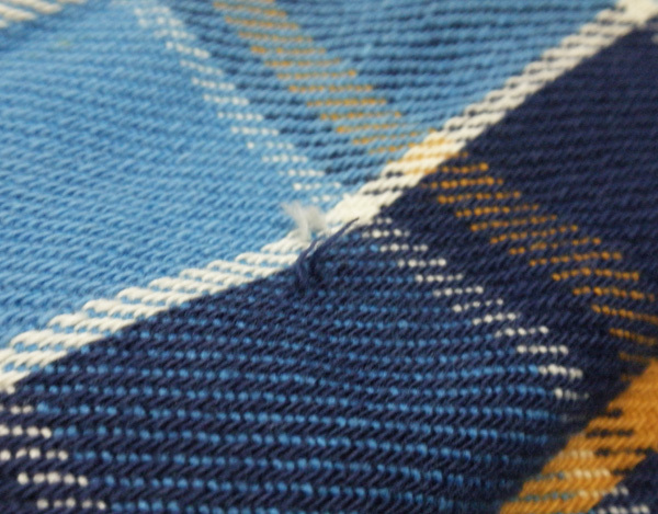 L【90's/BIGMAC・ネルシャツ】ビッグマック ヘビーネル ヴィンテージ ワークシャツ 90年代 チェックシャツ 米国製 USA製 古着_画像7