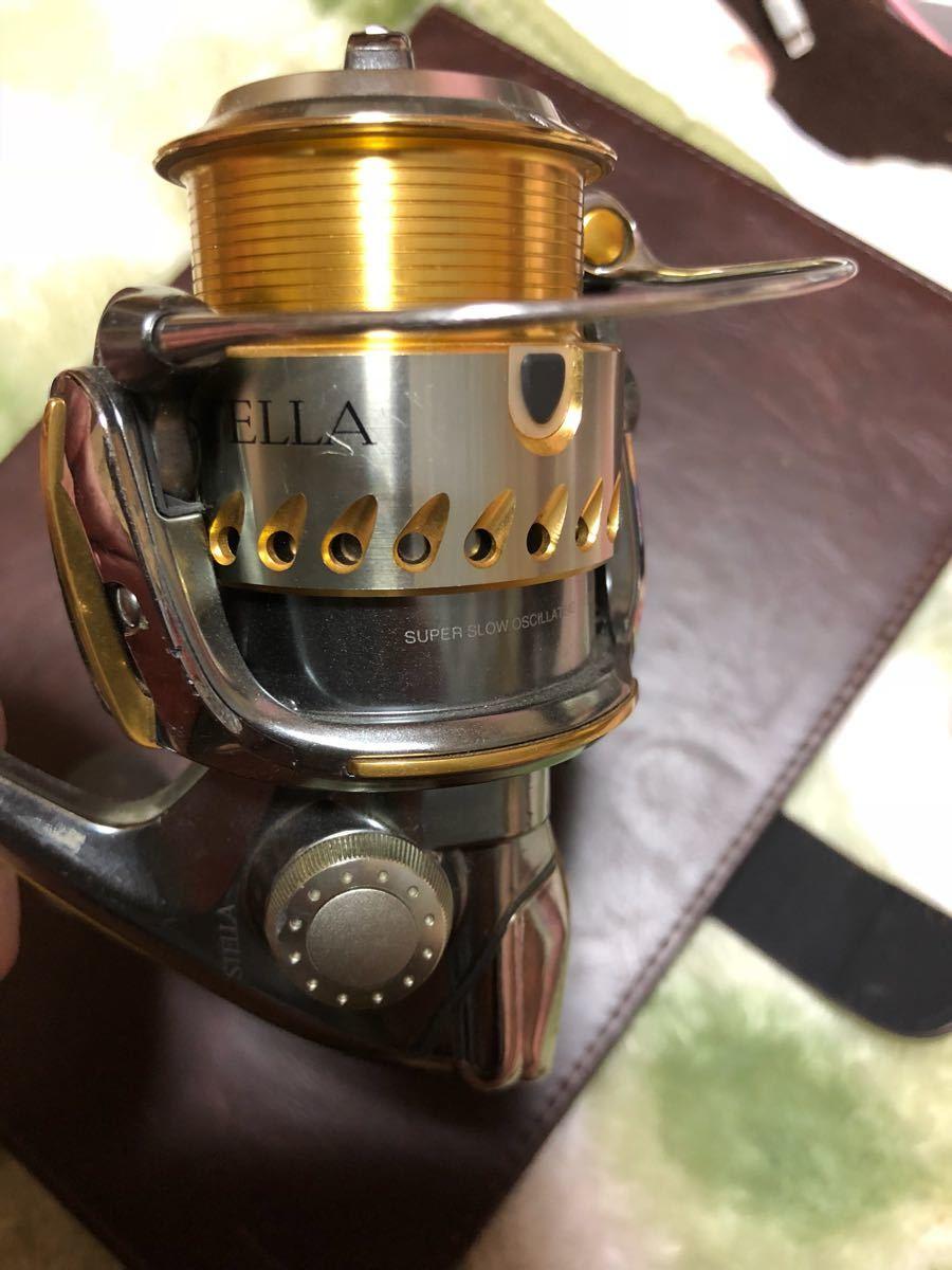 STELLA 2000S シマノ ステラ 2500S 美品_画像2