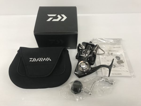 122 ダイワ(Daiwa) スピニングリール 16 キャタリナ 5000H 動作品 箱等付属 M2062