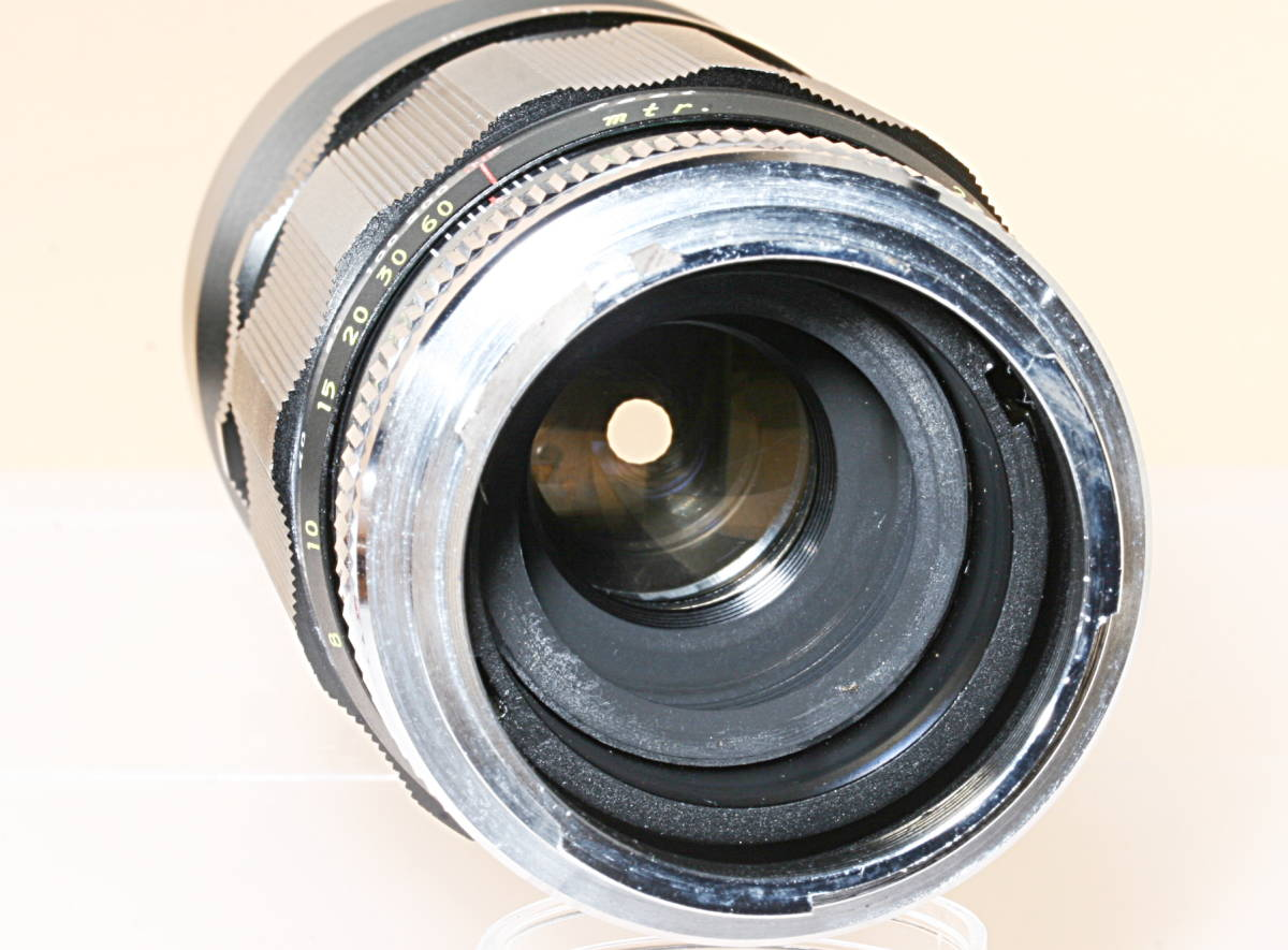 望遠 単焦点 KOMURA 200mm F4 for MINOLTA SR 16枚絞り_画像10