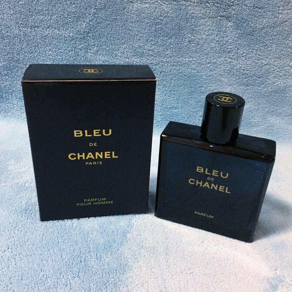 ③ New Work Chanel Perfume Bleu De Chanel Blue Du Chanel 100ml Real