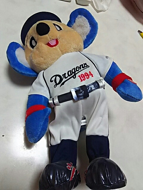 Chunichi Dragons Dan sing door la