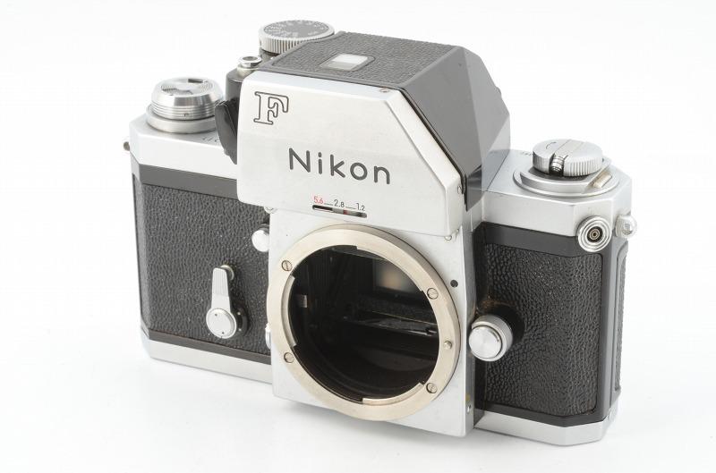 ニコンNikon F Photomic FTN ボディ【実動美品】 Y122_画像1