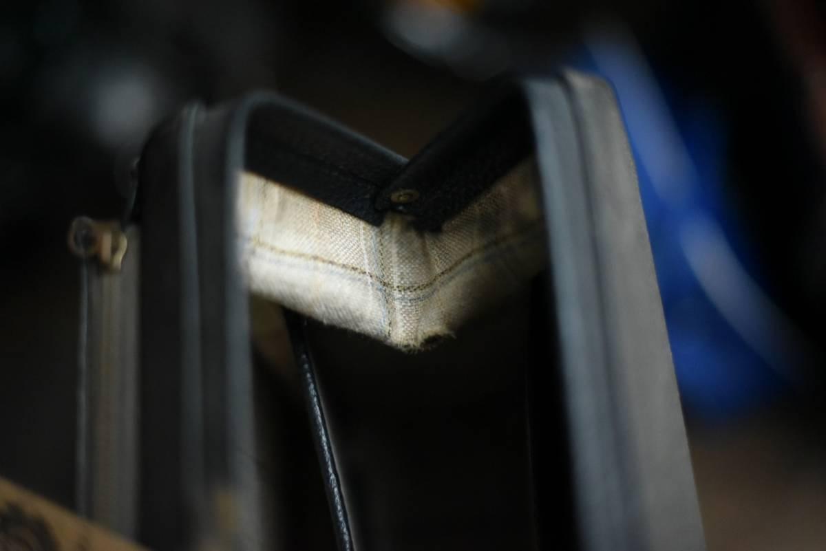 101342 ヴィンテージ バッグ ブリーフケース トランクケース 革鞄 カバン アンティーク ビンテージ 英国 スーツケース_画像7