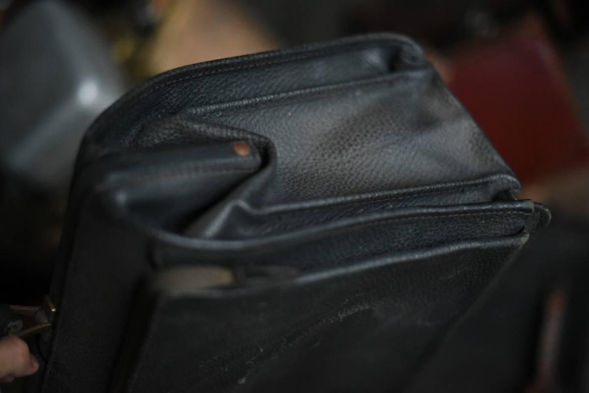 101342 ヴィンテージ バッグ ブリーフケース トランクケース 革鞄 カバン アンティーク ビンテージ 英国 スーツケース_画像5