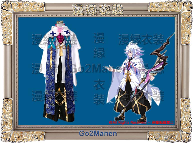 コスプレ衣装◆W404◎FGO Fate/Grand Order フェイト・グランドオーダー マーリン_画像1